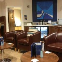 Photo taken at East Midlands Trains First Class Lounge by Rich S. on 2/27/2013