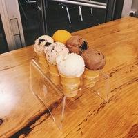 Photo taken at Hammond's Gourmet Ice Cream by James G. on 11/9/2014