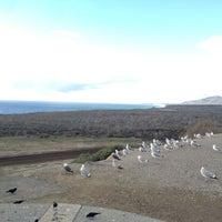 Photo taken at Vista Point Oceanside by James G. on 1/6/2013