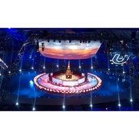 Photo taken at Kazan-Arena by Diana Miftakhova on 7/4/2013