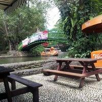 Photo taken at Taman Wisata Matahari by Anjar M. on 2/4/2013