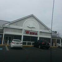 Photo taken at Wawa by Jace on 3/10/2013