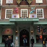 Photo taken at Fortnum & Mason by AJ on 10/29/2012