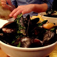 Photo taken at Mussel Men by Jason A. on 10/2/2014