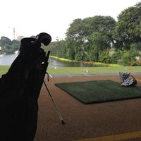 Photo taken at Pondok Indah Golf & Country Club by Makki P. on 8/11/2013