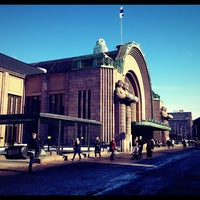 Photo taken at VR Helsinki Central Railway Station by Katja on 3/19/2013