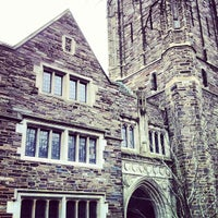 Photo taken at Princeton University by Giacomo B. on 12/1/2012