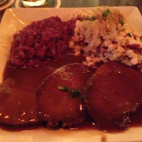 Photo taken at Heinrich's German Grill by Dayle J H. on 1/8/2014