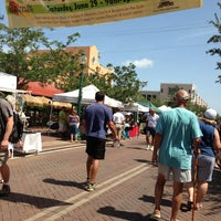 Photo taken at Sarasota Farmers Market by Dayle J H. on 6/22/2013
