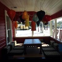 Photo taken at Sarasota Tea Co. The Tea House by Dayle J H. on 10/15/2013