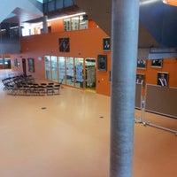 Photo taken at École Polytechnique de Montréal by David S. on 10/24/2012