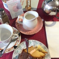 รูปภาพถ่ายที่ Hettie's Tearooms โดย Wilfred B. เมื่อ 6/25/2018