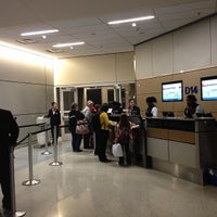 Photo taken at Gate D14 by Gary L. on 3/22/2013