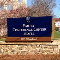 Photo taken at Emory Conference Center Hotel by Gary L. on 3/19/2013