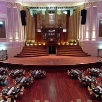 Photo taken at Brisbane City Hall by Gary L. on 5/17/2013