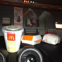 Photo taken at McDonald's by Fran Q. on 1/23/2013