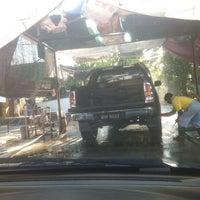 Photo taken at Sentral Car Wash by Abe V. on 10/16/2013