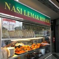 Photo taken at Nasi Lemak Royale Kedah by Abe V. on 1/26/2018