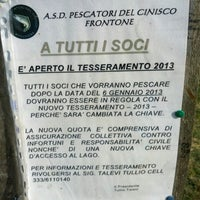 Photo taken at Lago Della Cicala by Massimo I. on 9/1/2013