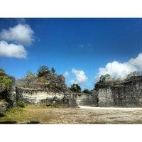 Photo taken at Garuda Wisnu Kencana (GWK) Cultural Park by Magga A. on 8/7/2013