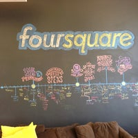 Photo taken at Foursquare HQ by Allison E. on 8/5/2013