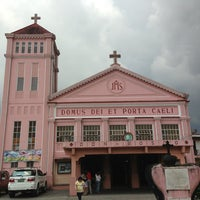 Photo taken at Don Bosco Parish by Dennis C. on 3/29/2013