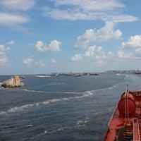 Photo taken at Alexandria (Iskenderiyye) by Turgay S. on 9/19/2014