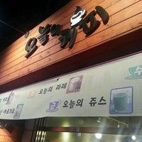 Photo taken at 오늘의 커피 by Joonsang P. on 6/12/2013