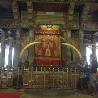 Photo taken at Sri Dalada Maligawa - Media Unit by Navaf N. on 12/23/2014