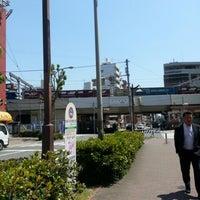 Photo taken at Rokkōmichi Station by yoshiko on 5/8/2013