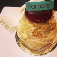 Photo taken at 曼咖啡 Famonn Coffee by Ju on 1/12/2014