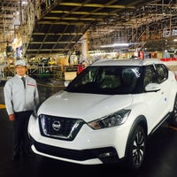 Photo taken at Nissan Mexicana A1 by Beto M. on 8/24/2016