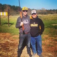 Photo taken at Finger Lakes Shooting Range by Garrett R. on 11/2/2014