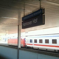 Photo taken at Hanover Central Station by Amber S. on 10/2/2013