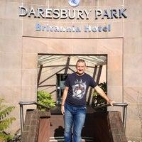 Photo taken at Britannia Daresbury Park Hotel by Stephen JC on 9/14/2013