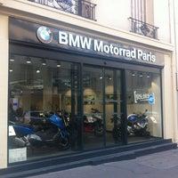 Photo taken at BMW Motorrad Paris by Jakub P. on 7/6/2013