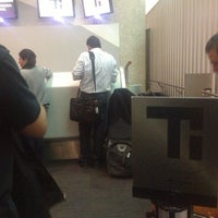 Photo taken at Sky Priority Check In Aeromexico by Alejandro A. on 4/16/2013