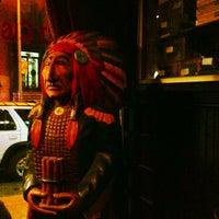 Photo taken at Velvet Cigar Lounge by Emily on 5/12/2013