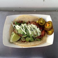 Photo taken at Endless Summer Taco Truck by Winston S. on 11/28/2012