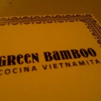 Photo taken at Green Bamboo by Cassiano M. on 10/5/2012