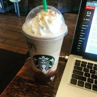 Photo taken at Starbucks by Brandyn on 5/2/2015