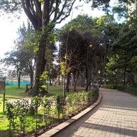 Photo taken at Parque De La Independencia by Omar F. on 1/6/2013