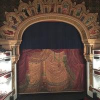 Photo taken at Teatre Principal by Jose Antonio.- on 5/22/2016
