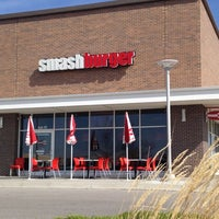 Photo taken at Smashburger by Leslie B. on 10/5/2012