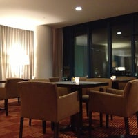 Photo taken at Intercontinental Club Lounge by Sahrie on 2/1/2013