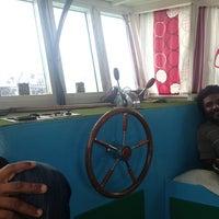 Photo taken at Khairaath Fishing Boat by abdhulla Z. on 6/7/2013