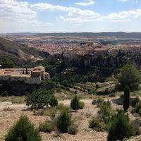Photo taken at Mirador del castillo by Jose H B. on 6/27/2014