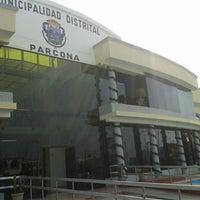 Photo taken at Municipalidad Distrital de Parcona by Diego X. on 12/19/2013