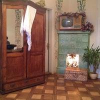 Снимок сделан в Первая семейная ресторация Муляровых пользователем Darina B. 11/29/2012