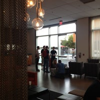 Photo taken at Custom Hotel by Melani G. on 9/15/2012